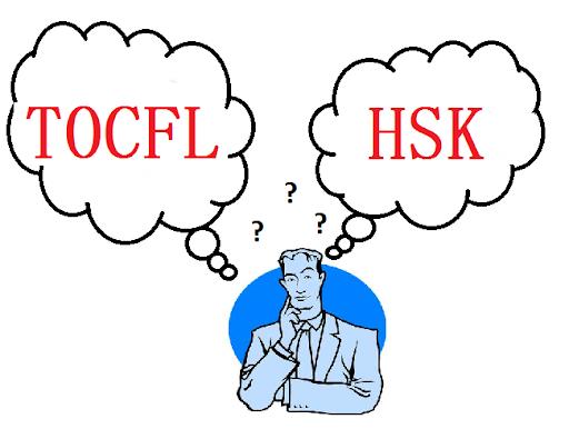 Phan biet ky thi va chung chi HSK va TOCFL trong tieng Trung