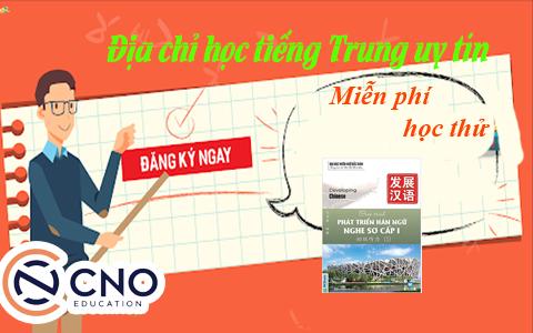 Dia chi hoc tieng trung tai Ha Long Quang Ninh
